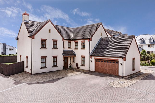 Thumbnail Detached house for sale in Sanderling Way, Rest Bay, Porthcawl
