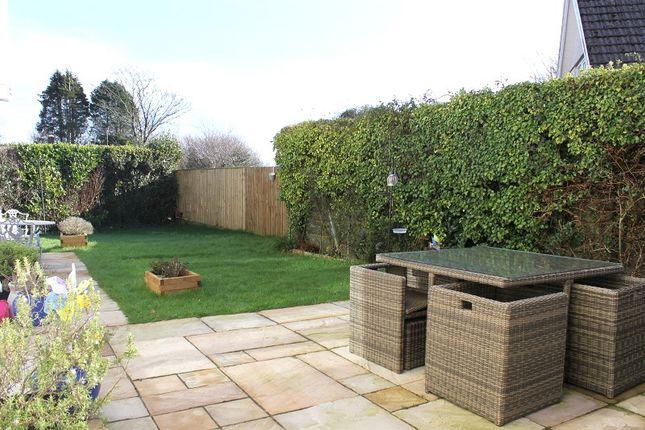 Rear Garden of Hilland Drive, Bishopston, Swansea SA3