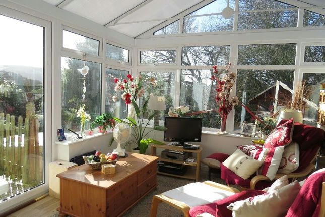 Conservatory of The Grove, Winscombe BS25