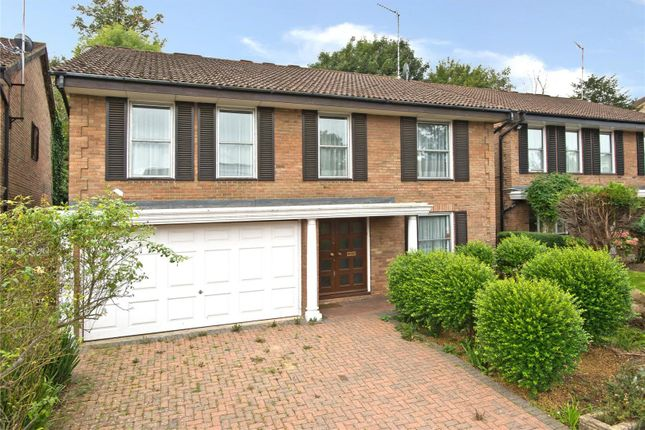 Thumbnail Detached house for sale in Rectory Orchard, Wimbledon, London