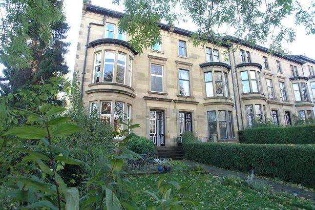5 bedroom terraced house for sale in Cleveden Gardens, Kelvinside, Glasgow