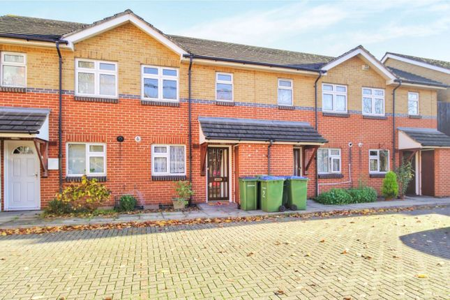 Thumbnail Terraced house for sale in Quilter Street, Plumstead