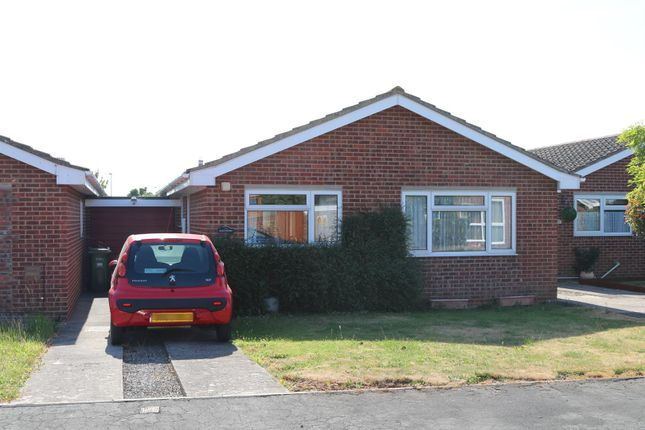 Thumbnail Detached bungalow for sale in The Croft, Hutton, Weston-Super-Mare
