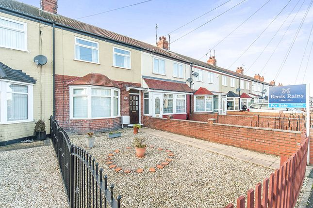 Thumbnail Terraced house for sale in St. Nicholas Avenue, Hull