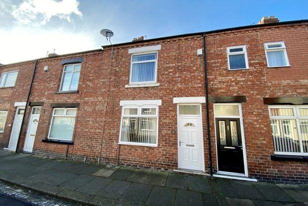 Thumbnail Terraced house to rent in Lewes Road, Darlington