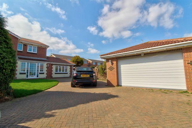 Thumbnail Detached house for sale in Millthorp Close, Grangetown, Sunderland