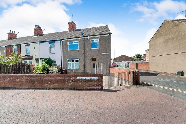 Thumbnail Flat for sale in Humber Terrace, Grimsby