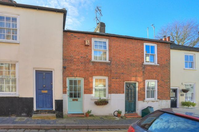 Thumbnail Cottage to rent in Queen Street, St.Albans