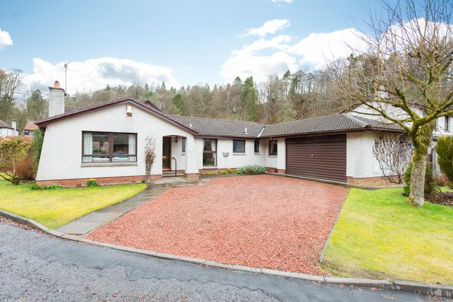 Thumbnail Flat for sale in Lyne Park, West Linton
