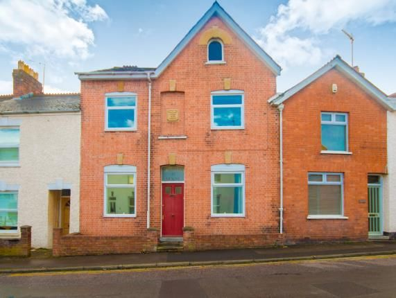 4 bed terraced house for sale in Portman Street, Taunton