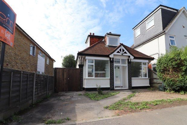 3 bed bungalow to rent in South Primrose Hill, Chelmsford CM1