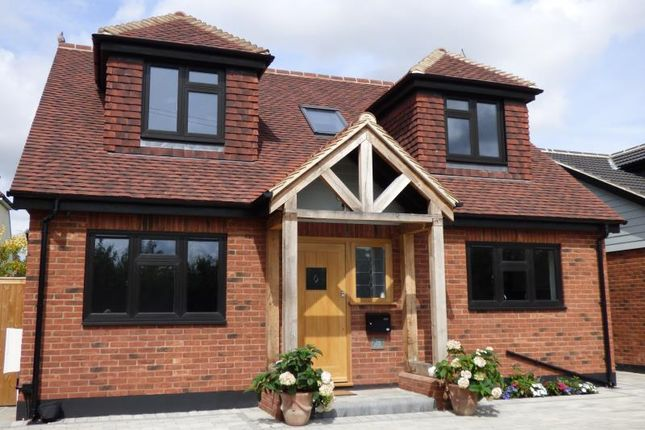 Thumbnail Detached house for sale in Bowes Cottage, Epping Road, Ongar, Essex