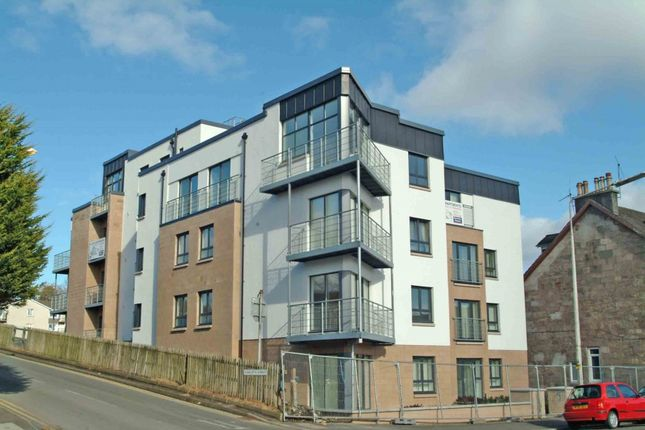 Thumbnail Flat to rent in Charlotte Court, Helensburgh
