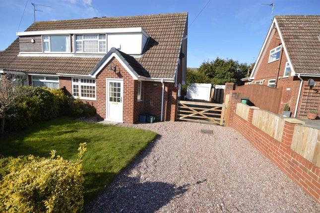 Thumbnail Semi-detached house to rent in Rockfarm Close, Little Neston, Neston