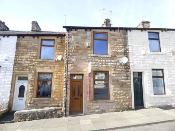 Front of Wordsworth Street, Burnley, Lancashire BB12