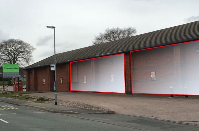 Thumbnail Retail premises to let in Springfield Road, Rugeley