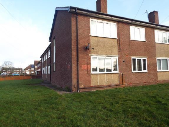 Front of Sycamore Road, Runcorn, Cheshire, . WA7