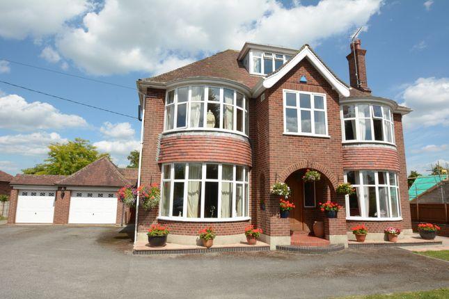 Thumbnail Detached house for sale in Trowle, Trowbridge