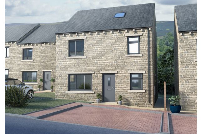 Thumbnail Detached house for sale in Wakefield Road, Hipperholme, Halifax