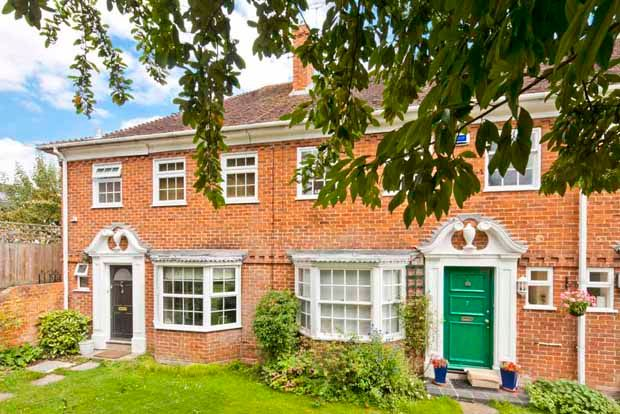 3 bed end terrace house to rent in Pound Cotts 8, Streatley On Thames