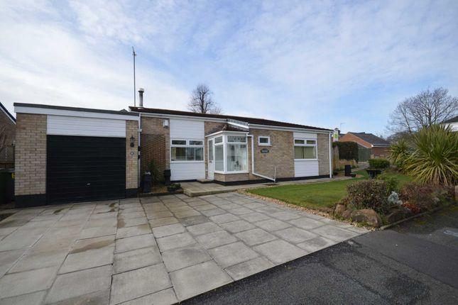 Thumbnail Bungalow for sale in Oakridge Close, Bromborough, Wirral