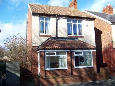 Thumbnail Detached house for sale in Salisbury Street, Blyth, Northumberland