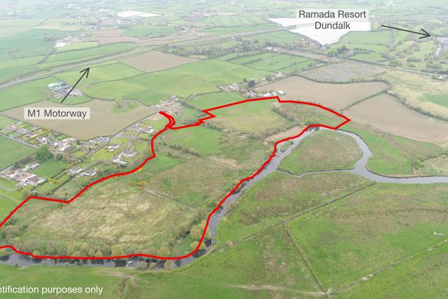 Thumbnail Property for sale in c.33.33 Acres, Stranacarry, Kilcurry, Dundalk, Louth