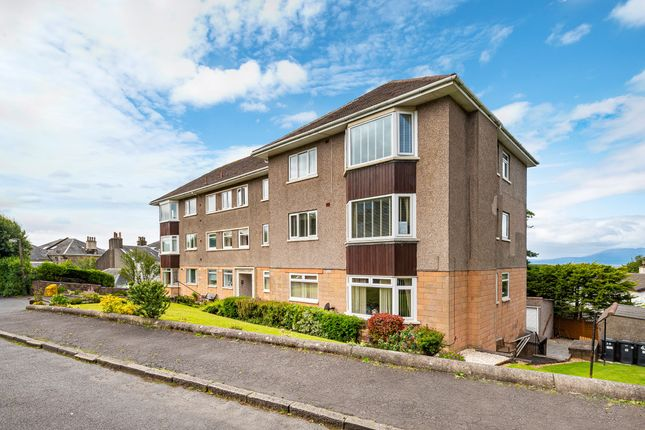 Thumbnail Flat for sale in Overton Crescent, Top Right, West Kilbride