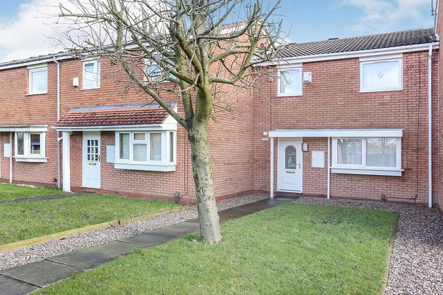 Thumbnail Terraced house for sale in Smallwood Road, Pendeford, Wolverhampton, West Midlands