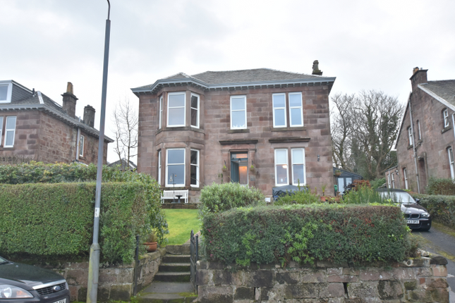Thumbnail Flat for sale in 17 Moorfield Road, Gourock