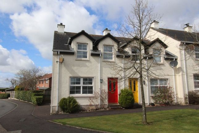 Thumbnail Terraced house to rent in Prospect Loanen, Carrickfergus