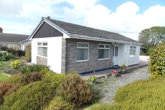 Thumbnail Detached bungalow for sale in Caradon View, St. Cleer, Liskeard