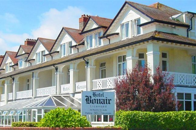 Thumbnail Hotel/guest house for sale in Esplanade Road Paignton, Torbay