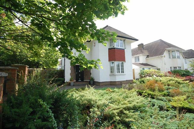 Thumbnail Detached house for sale in Eastcote Road, Ruislip
