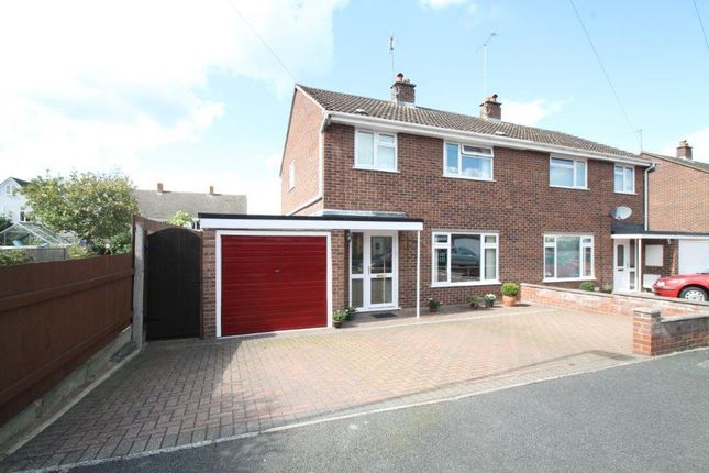 Thumbnail Semi-detached house for sale in Spa Gardens, Tewkesbury