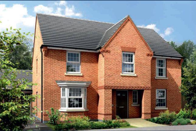 Thumbnail Detached house for sale in Plot 276, Gilbert's Lea, Birmingham Road, Bromsgrove