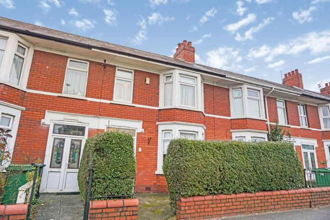 Thumbnail Terraced house for sale in Caerphilly Road, Birchgrove