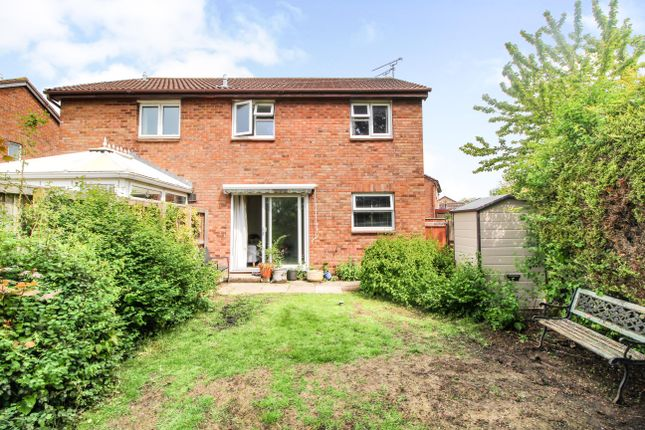 Thumbnail Semi-detached house for sale in Trefoil Close, Huntington, Chester