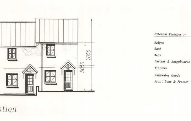 Thumbnail Land for sale in High Street, Chepstow