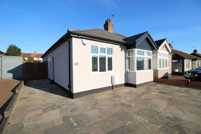 Thumbnail Bungalow for sale in Blackfen Road, Sidcup