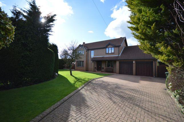 Thumbnail Detached house for sale in Newsholme Lane, Durkar, Wakefield