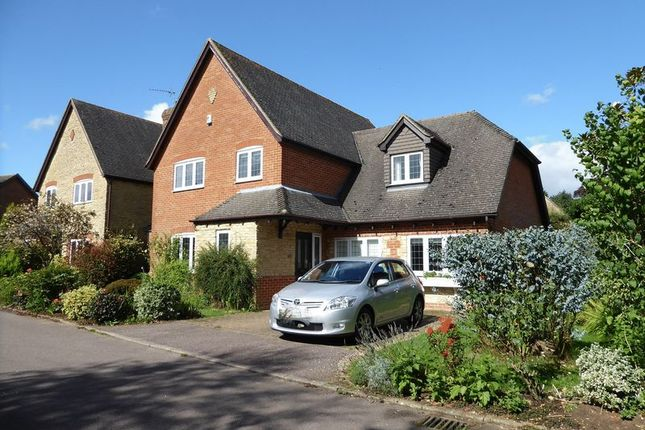 Thumbnail Detached house for sale in Crosslands, Fringford, Bicester