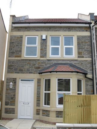 Thumbnail Shared accommodation to rent in Radnor Road, Horfield, Bristol