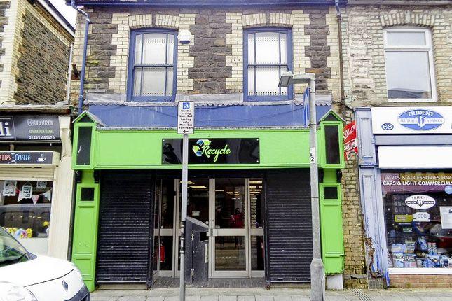 Thumbnail Retail premises to let in Hannah Street, Porth