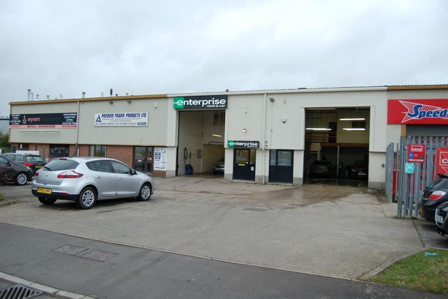 Thumbnail Light industrial to let in Unit 2-3 Damier Mews, Edward Close Yeovil