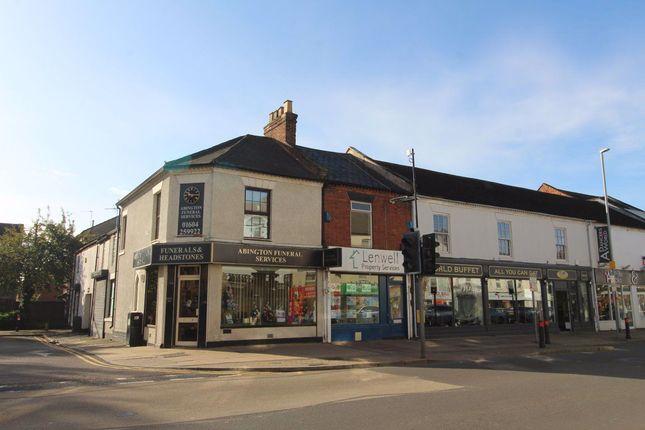 Wellingborough Road, Abington, Northampton NN1