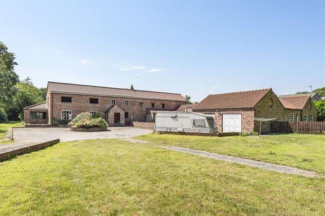 Thumbnail Detached house for sale in Waplington, York