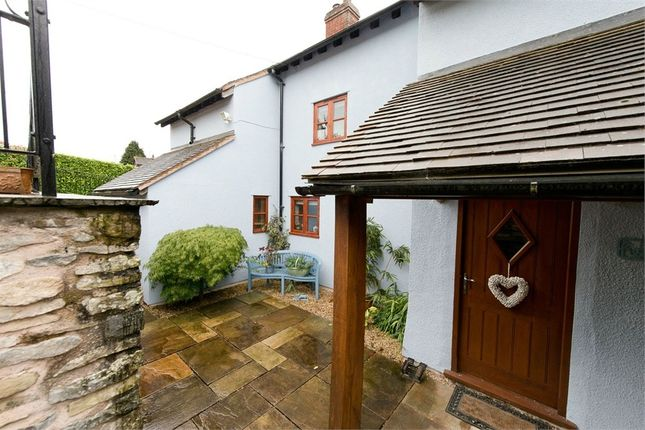 Thumbnail Detached house for sale in Burway Lane, Ludlow, Shropshire