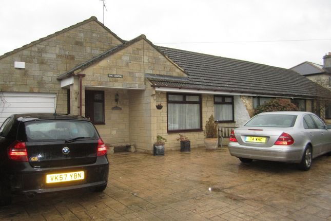 Thumbnail Detached bungalow for sale in High Street, Kempsford, Fairford