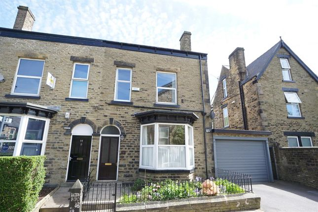 Thumbnail Semi-detached house for sale in Watson Road, Broomhill, Sheffield